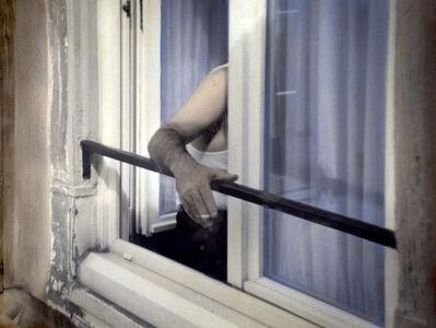 Leslie Hanes, 'Paris Window'