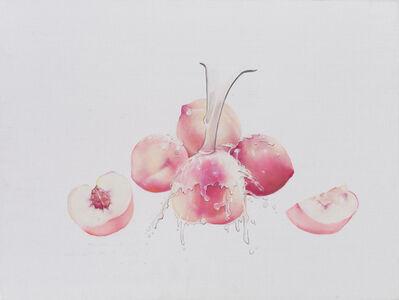 Song 宋 Kun 琨, 'A Few Peaches', 2013