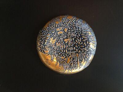 Medusuzoa wall platter 2
