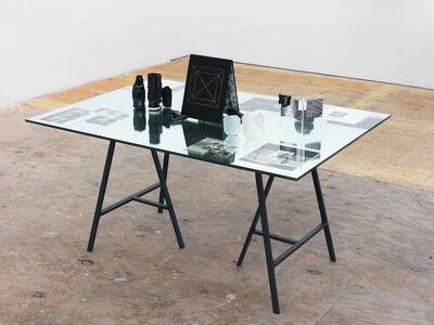 Jorge de la Garza, 'Untitled (Everything that is dead quivers)', 2016