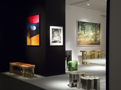 ammann//gallery at PAD London 2014