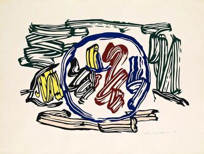 Roy Lichtenstein, 'Apple and Lemon', 1983