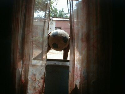 Mohamed Camara, 'Chambres Maliennes, J'intègre ma passion dans la photo', 2001