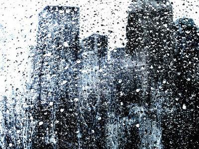 Jean-Paul Cattin, 'New York Raining # 9', 2012-2014