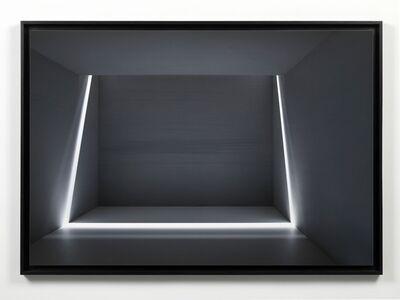 Gioberto Noro, 'Grey camera', 2016
