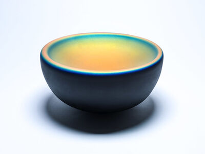 Katherine Gray, 'Iridescent Entities Bowl (Black)', Open Edition