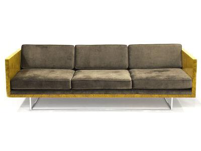 Olive Burl Sofa