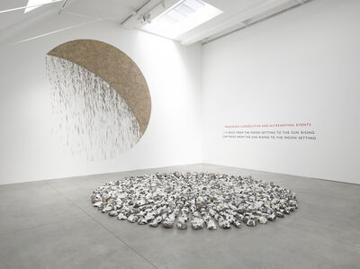 Richard Long: Circle to Circle