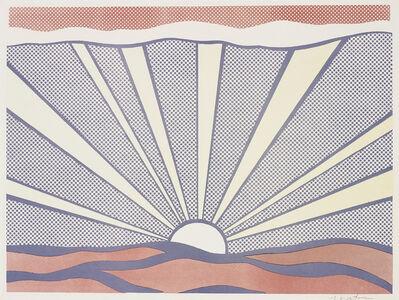 Roy Lichtenstein, 'Sunrise', 1965