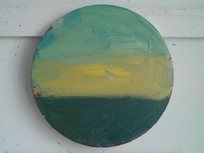 Simon Carter, 'Yellow Sky', 2015