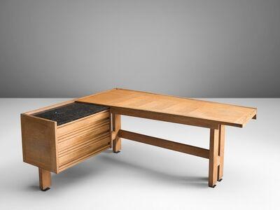 Guillerme et Chambron, 'Corner desk', ca. 1960