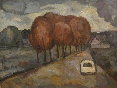Vadim Semenovich Velichko, 'A road in Autumn', 1961