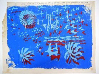 lawrence kupferman, 'Flight of Sea-Birds: Twilight', 20th Century