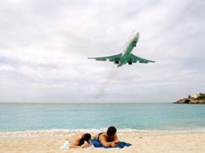 Beach, St Maarten