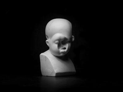 Athar Jaber, 'Child's Head Opus 5 nr.9', 2015
