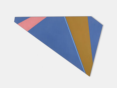 Kenneth Noland, ' Added Touch', 1975
