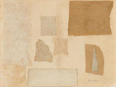 Anne Ryan, 'Gray Collage', 1953