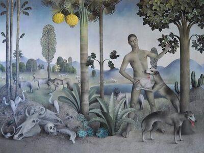 Goat Landscape