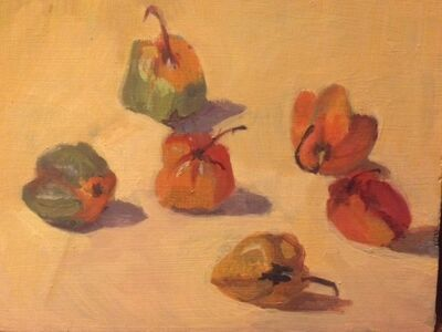 Colleen Franca, 'Peppers', 2018
