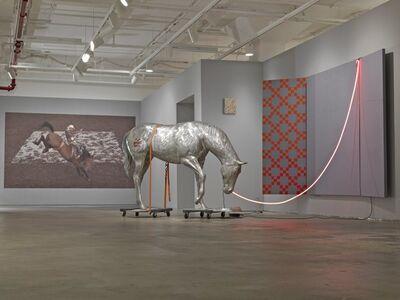 Nietzsche's Horse (No Regrets for Jasper Johns)