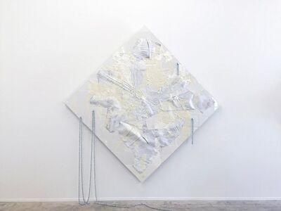 Untitled (white diamond)