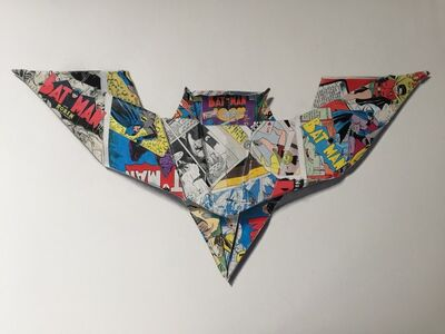 Nourine Hammad, 'Batman's Time'
