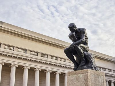 Auguste Rodin: The Centenary Installation