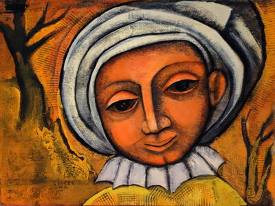 Charles Sebree, 'Saltimbanque'