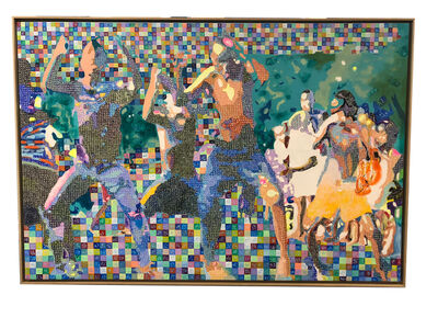 Alioune Diagne, 'Urban dancers', 2018