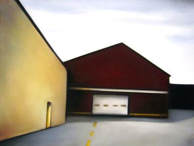 Margaret nes, 'Garage Alley', 2014