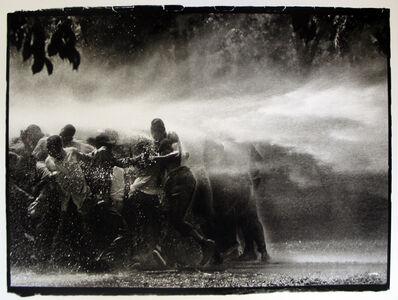 Bob Adelman, 'No Man Is An Island, Kelly Ingram Park, Birmingham, Alabama', 1963