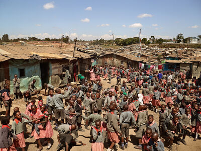 Valley View School, Nalvasha, Kenya