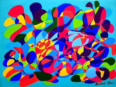 Gustavo Muci, 'La Flor de la Vida III', 2017