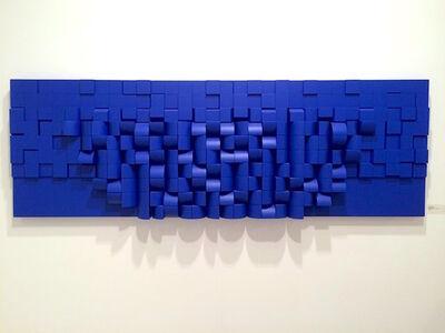 Joao Galvao, 'Revelo Azul', 2014