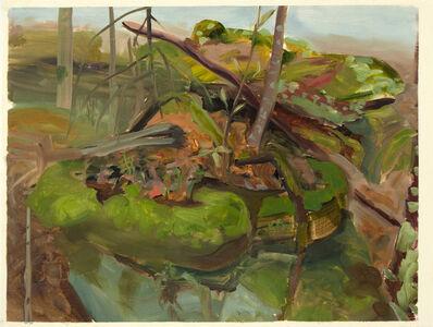 Kristin Musgnug, 'Study for Mossy Rock', 2012