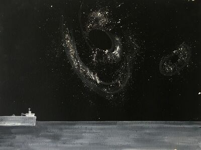 Ship and Black Holes 2