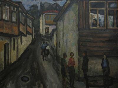 Vadim Semenovich Velichko, 'A street in Gursuf', 1982