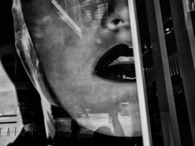 """Daido Moriyama, 'Lips, from """"Record 27 (Hong Kong)""""', 2014"""