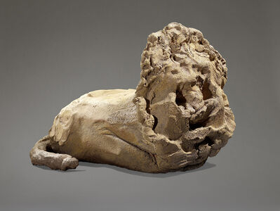 Simone Fattal, 'The Lion', 2008
