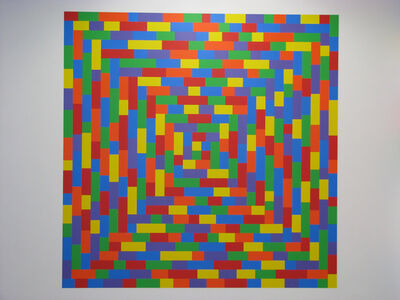 Sol LeWitt, 'Wall Drawing #1112', 2003