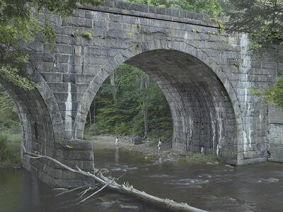 Gregory Crewdson, 'Beneath the Bridge', 2014