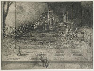 Peter Milton, 'Passage II', 1971
