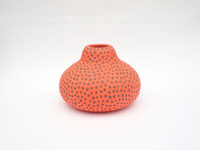 Untitled (Mango spotted gourd)