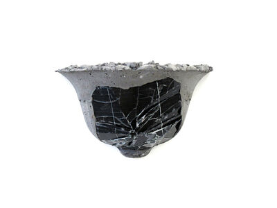 Philipp Modersohn, 'mony pot (chinchilla)', 2016