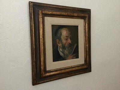 Rabbi, Judaica Portrait