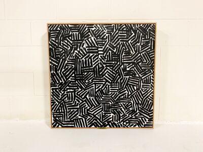 John O'Hara, 'Zebra, 1952', 2019