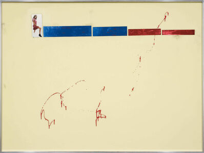 Sterling Ruby, 'Transcompositional/The Steps', 2012