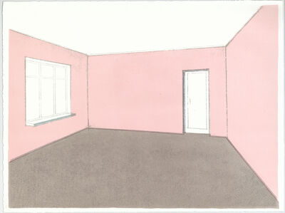 """Untitled 2"" (from the series ""Rooms"")"
