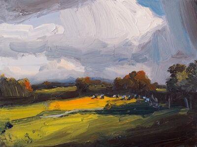 Robert Newton, 'September Rain', 2018