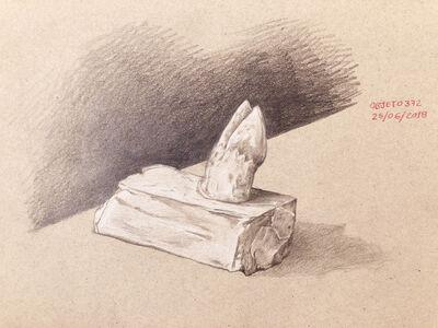 Abraham González Pacheco, 'Dibujo 34d, de la serie Yacimiento 34 / Drawing 34d, of the series Yacimiento 34', 2018